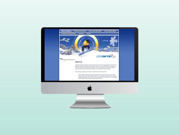 Website for Fastbucks Holding Corporation