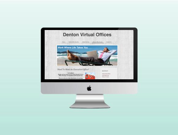Websites for Virtual Offices in Denton Texas